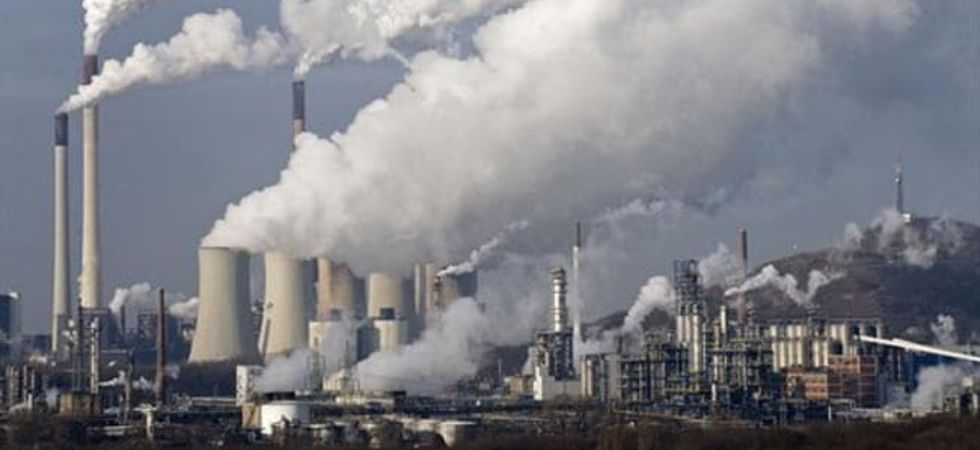 The report said household air pollution contributes about a quarter of the outdoor air pollution in the country. (File Photo)