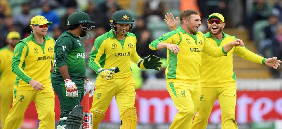 Pakistan have chosen to bowl against Australia and they will be hoping that the rain stays away in the ICC Cricket World Cup 2019 clash in Taunton (Image credit: Twitter)