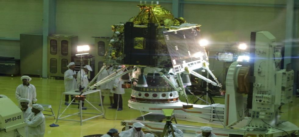 First picture of Chandrayaan 2 (Photo Source: Twitter)