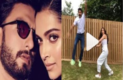 Aww! Ranveer Singh announces Deepika Padukone's entry to '83 squad with mushy post!