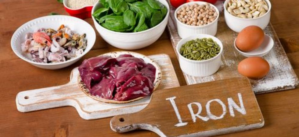 Iron-rich foods do not increase chance of pregnancy.