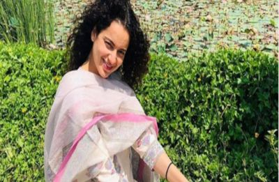 WATCH: Kangana Ranaut's sun-kissed vacation video is how you can 'chill like villains'