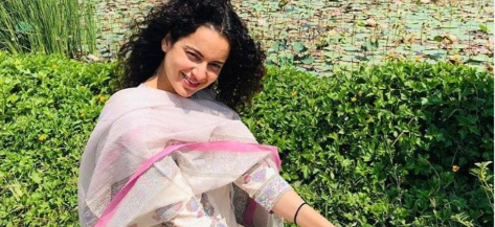 Kangana Ranaut's sunkissed vacation video is how you can 'chill like villains'