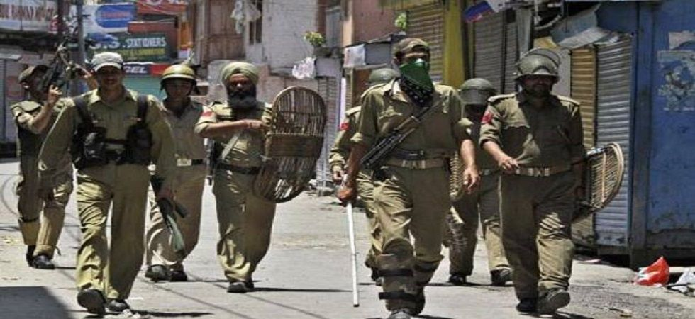 President's rule in Jammu and Kashmir extended by six months