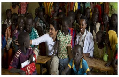 Priyanka Chopra to receive UNICEF USA humanitarian award