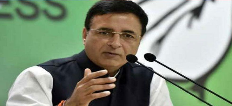 Randeep Surjewala said there was no core group in the party now as all election-related committees had ceased to exist.