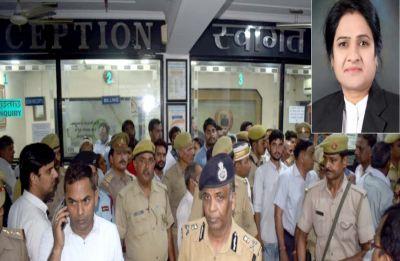 'Tu jeet gayi,' said UP Bar Council chief Darvesh Yadav's killer before shooting her