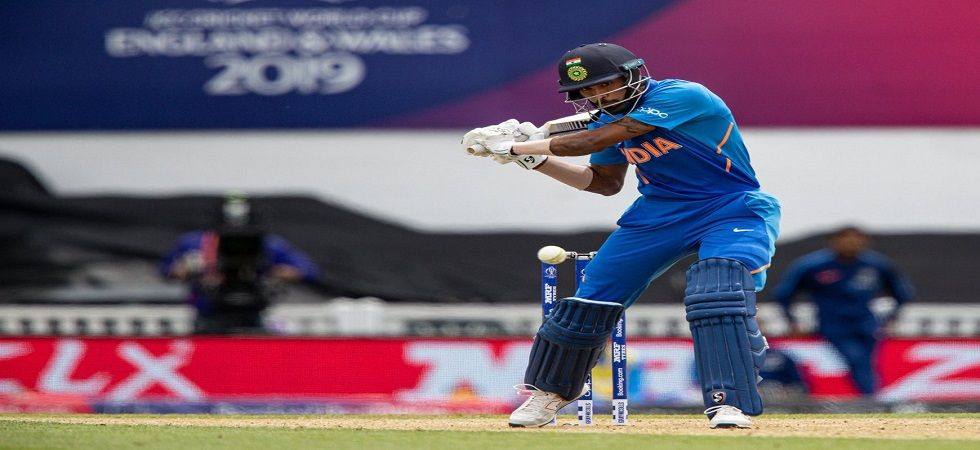 Hardik Pandya has been India's first choice for all-rounder spot (Image Credit: Twitter)