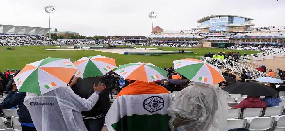 India and New Zealand will clash in the ICC Cricket World Cup for the first time after 16 years but unfortunately the game in Trent Bridge was abandoned due to rain, which was the fourth washout of the ICC Cricket World Cup 2019. (Image credit: Getty)
