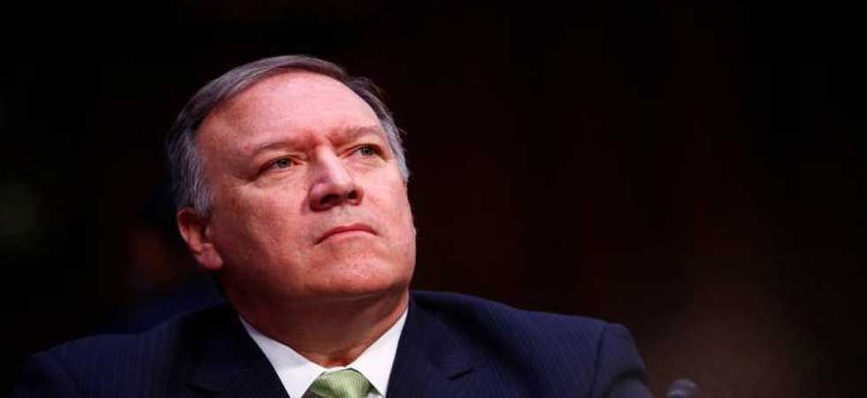 Pompeo will travel to India, Sri Lanka, Japan and South Korea from June 24 to 30. His four-nation is aimed at deepening US partnerships in the strategic Indo-Pacific region. (File Photo)