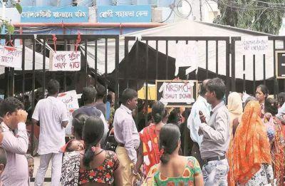 Principal, medical superintendent of NRS Medical College resign over violence against doctors