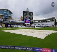 India and New Zealand called off by rain as fourth World Cup match is washed out
