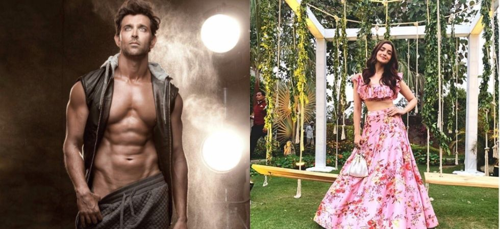 When Hrithik Roshan posed with tiny tots but Alia Bhatt stole the show