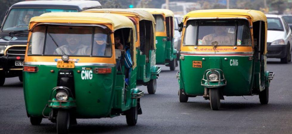 Auto-rickshaw in Delhi (File Photo)