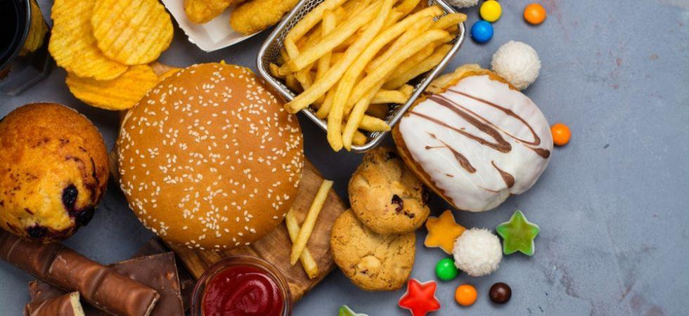 Junk food causing brain health to decline faster.