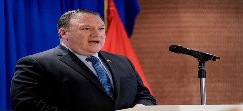The top American diplomat's remarks have come amid trade-related frictions between the US and several other countries, including Mexico, India and China. (File Photo)