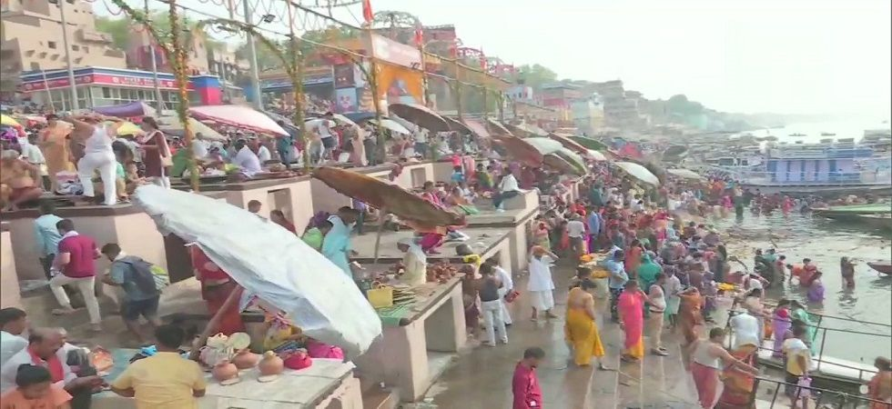 The fast should be observed without drinking any water and it lasts for 24 hours, starting from sunrise of the Ekadashi tithi to the sunrise of the Dwadashi tithi. (Photo: ANI)