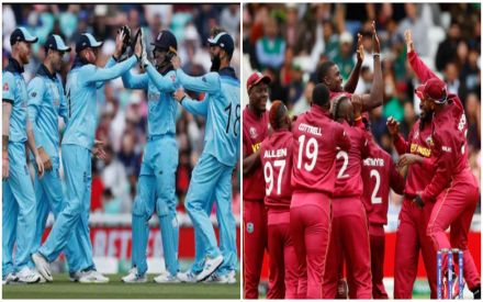 Live Streaming Cricket, ENG vs WI, ICC World Cup: Watch