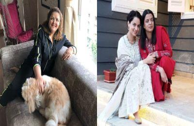 Hrithik Roshan's sister Sunaina called Kangana, apologised for not supporting her, tweets Rangoli Chandel