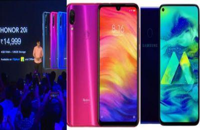 Honor 20i Vs Redmi Note 7 Pro Vs Samsung Galaxy M40: Comparison on specifications, prices
