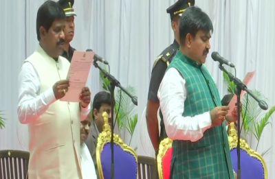 HD Kumaraswamy expands Karnataka cabinet by inducting 2 ministers