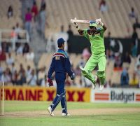 India vs Pakistan World Cup moments: When Kiran More had Javed Miandad 'hopping' mad in 1992