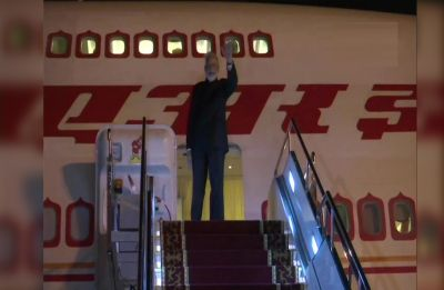 PM Narendra Modi leaves for India as SCO summit concludes