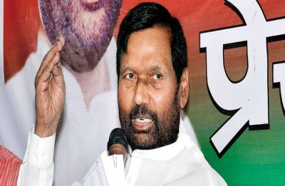 Union Minister Ram Vilas Paswan appeals to minorities to support NDA