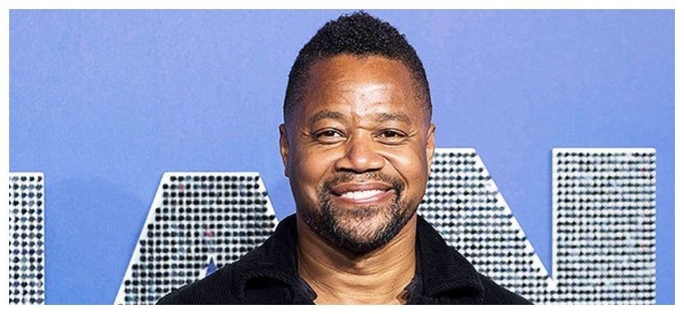 Cuba Gooding JR charged (Photo: Twitter)