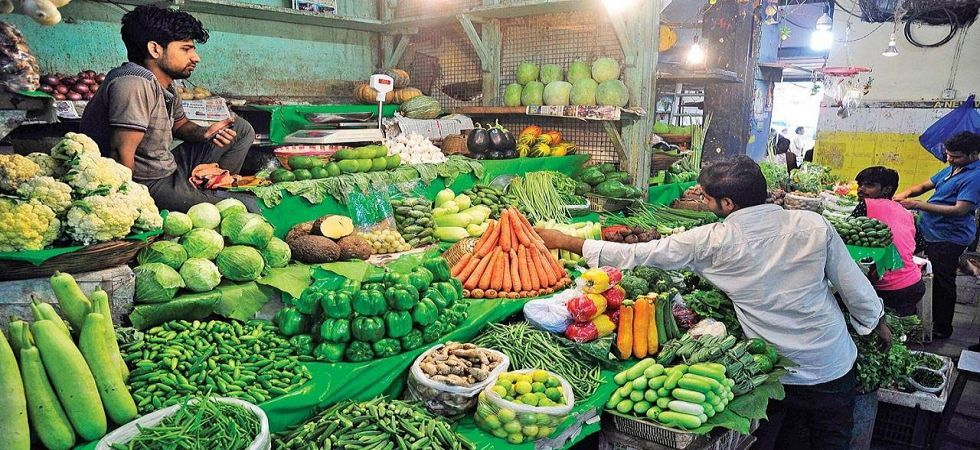 However, onion prices spiked during the month with inflation at 15.89 per cent, as against (-) 3.43 per cent in April. (File photo)