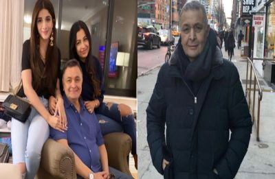 Pakistani actor Mawra Hocane meets Rishi Kapoor in New York, he says 'Sweet of them to visit us'