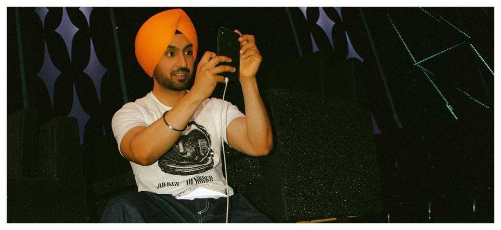 I like observing people for film ideas, says Diljit Dosanjh (file photo)