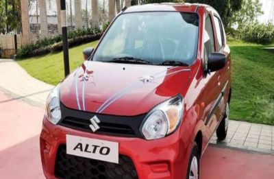 BS6 compliant, CNG variant of Maruti Suzuki Alto launched in India at Rs 4.11 lakh: Details inside