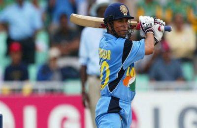 India vs Pakistan ICC Cricket World Cup 2019 moments: THAT Sachin Tendulkar six off Shoaib Akhtar