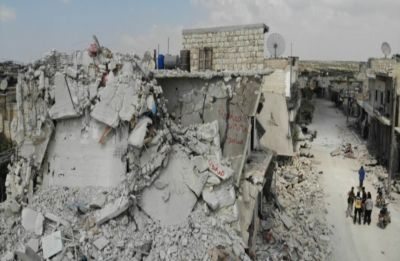 Syria flare-up kills 35 fighters, 10 civilians: Syrian Observatory for Human Rights