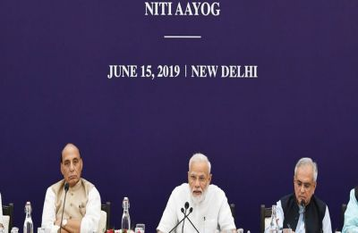 Making India USD 5 trillion economy challenging, but achievable: PM at NITI Aayog meet