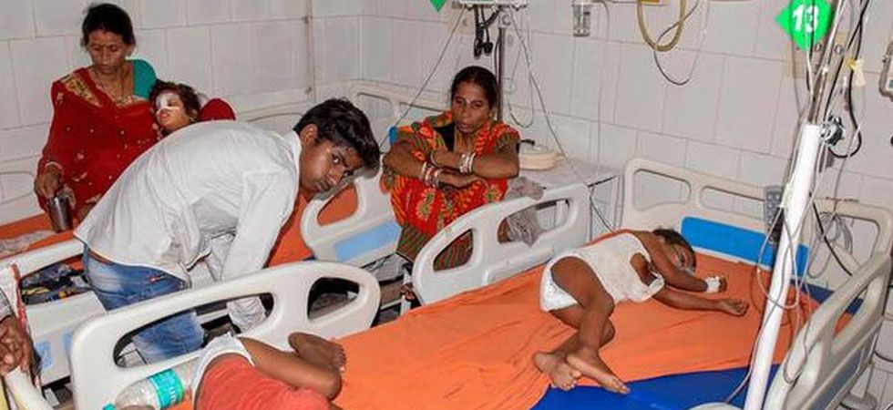 Nitish Kumar announced an ex-gratia of Rs four lakh each to the next of kin of the deceased. (PTI Photo)