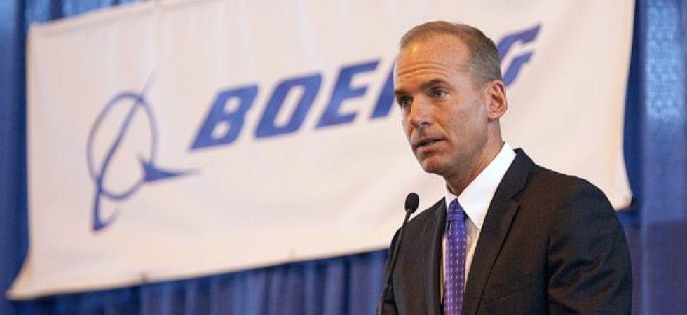 Boeing CEO Dennis Muilenburg (Photo Credit: PTI)