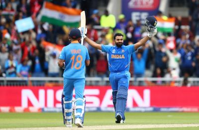 Rohit Sharma is a six-hitting monster, overtakes MS Dhoni after century in World Cup vs Pakistan