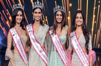 Miss India 2019: Suman Rao from Rajasthan crowned coveted title by precursor Anukreethy Vas - see pics