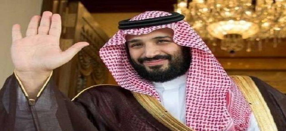 "Saudi crown prince Mohammed bin Salman said that won't hesitate"" to tackle any threats to the kingdom. (File photo)"