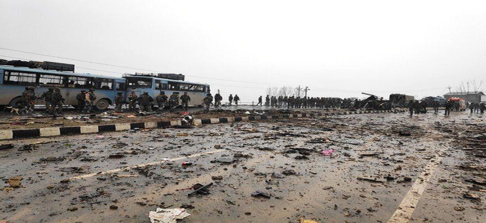 The relation between Indian and Pakistan strained after 40 CRFP personnel were killed on February 14 on the highway at Lethpora in Pulwama district. (File photo)