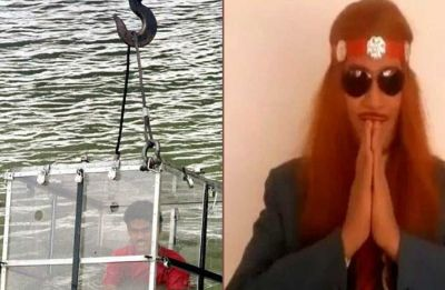 Kolkata: Magician Chanchal Lahiri, lowered into Ganga for live stunt, drowned