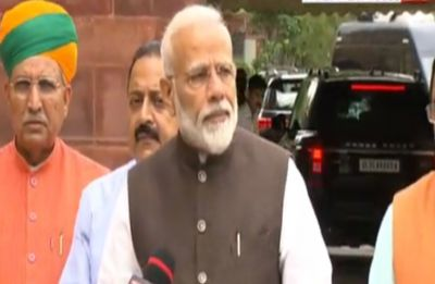 On Day 1 of 17th Lok Sabha, Modi says, 'Vibrant Opposition important, it must rise above numbers'