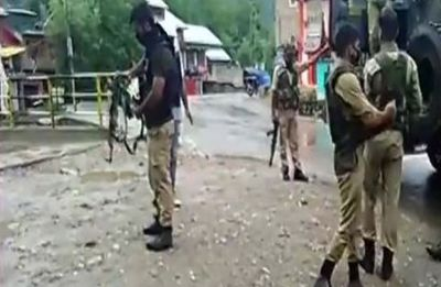 Grenade attack on CRPF Camp in Jammu and Kashmir's Tral
