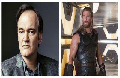 Quentin Tarantino says 'Thor: Ragnarok' is his favourite MCU film