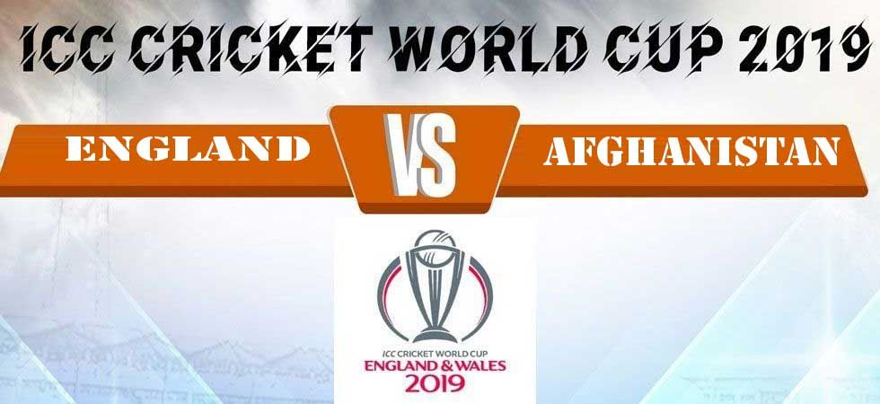 England vs Afghanistan Dream 11 team combination based on states, pitch report and current form of players.