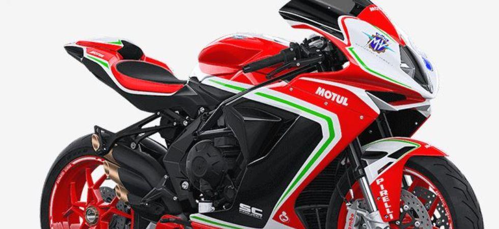 Motoroyale's MV Agusta F3 RC (Photo Credit: Motoroyale)