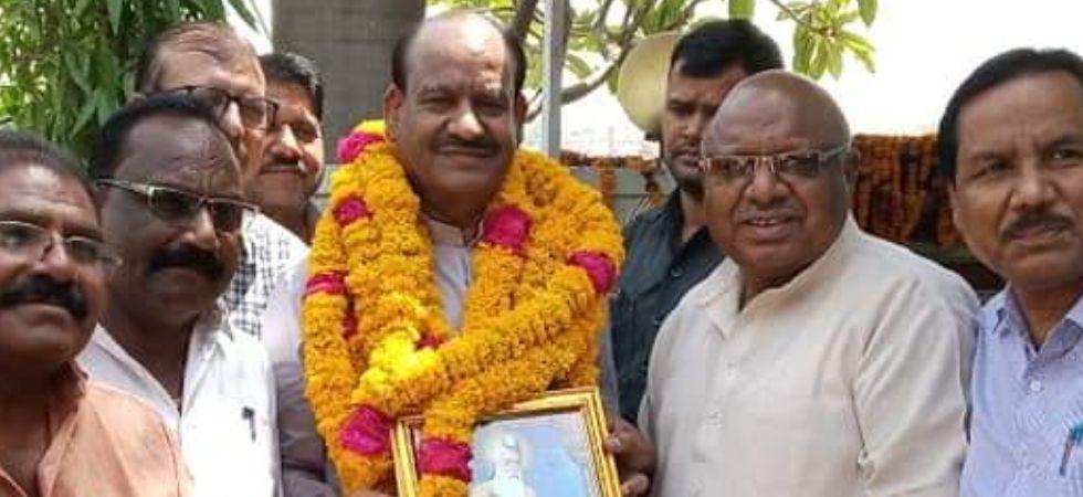 Om Birla has been a member of the Rashtriya Swayam Sevak Sangh.
