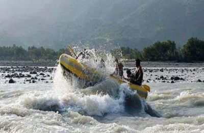 Two killed, five others injured after rafting boat capsizes in south Kashmir's Pahalgam
